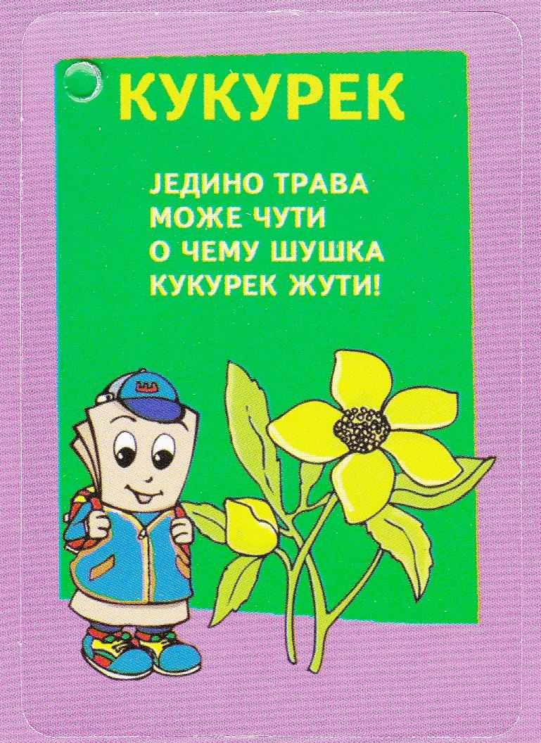 Prolećni cvetovi – vesnici proleća » kukurek 1
